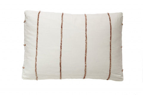 Image of Cattail Box Pillow