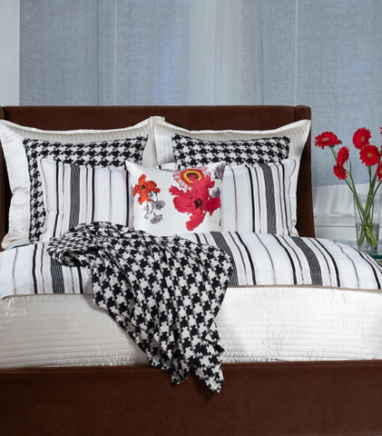 Image of Le Stripe Duvet Cover