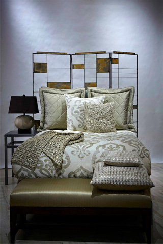 Image of Samovar Duvet Cover