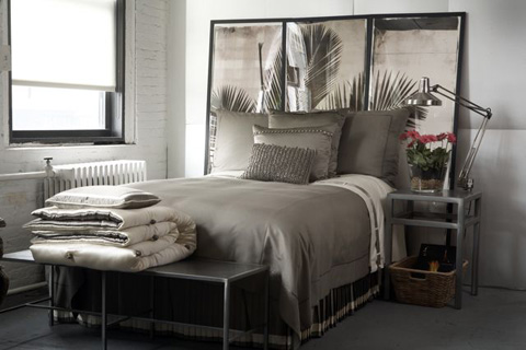 Image of Silk Texture Duvet Cover