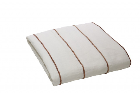 Image of Cattail Duvet Cover