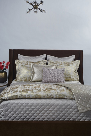 Image of Scratch Duvet Set