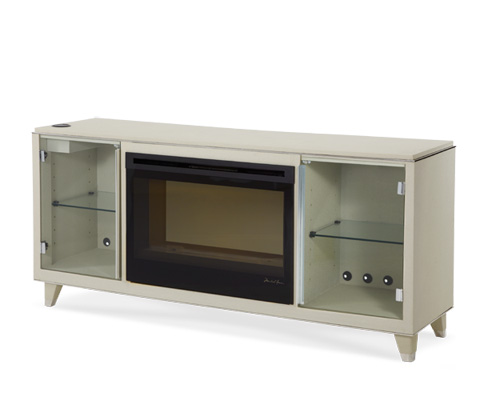 Image of Pearl Caviar Media Console