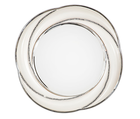 Michael Amini - Round Wall Mirror - 08260-10