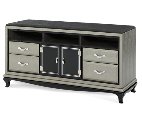 Image of Titanium Media Cabinet