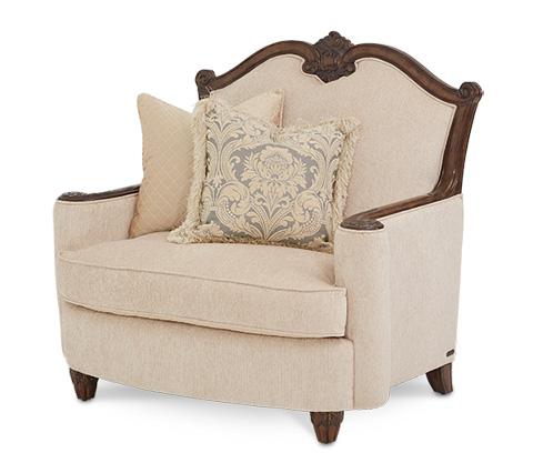 Michael Amini - Chair and a Half - 61838-PLGLD-29