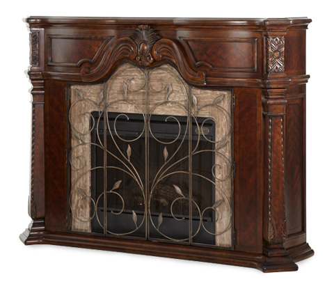 Michael Amini - Fireplace - 70220-54