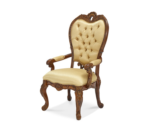 Image of Tufted Arm Chair