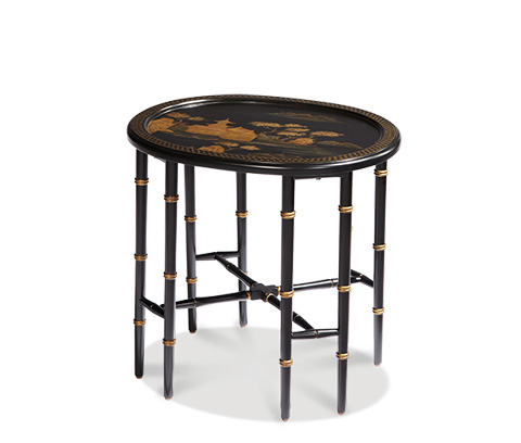 Michael Amini - Round Accent Table - ACF-ACT-MSQT-122