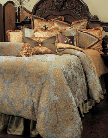 Image of Elizabeth Thirteen Piece King Comforter Set