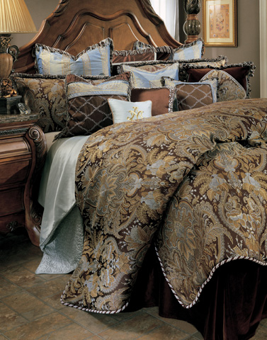 Image of Portofino Thirteen Piece King Comforter Set