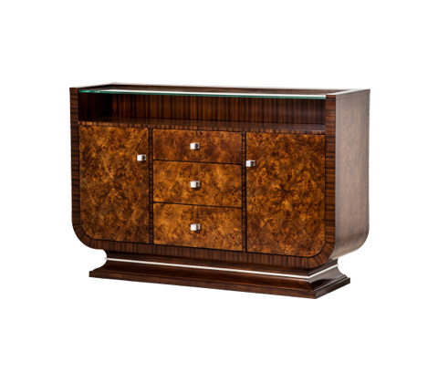 Image of Cloche Sideboard in Bourbon