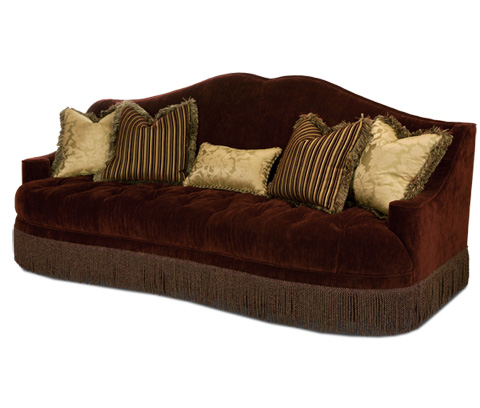 Image of Tufted Sofa