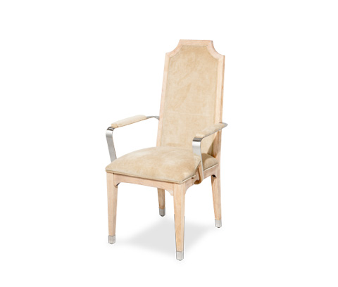 Michael Amini - Biscayne West Arm Chair - 80004-102