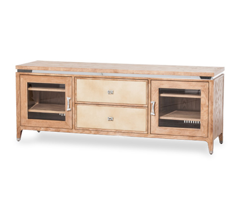 Michael Amini - Biscayne West Entertainment Console - 80098-102
