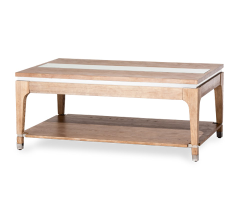 Michael Amini - Biscayne West Cocktail Table - 80201-102