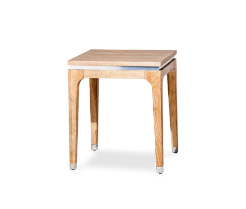 Michael Amini - Biscayne West End Table - 80202-102