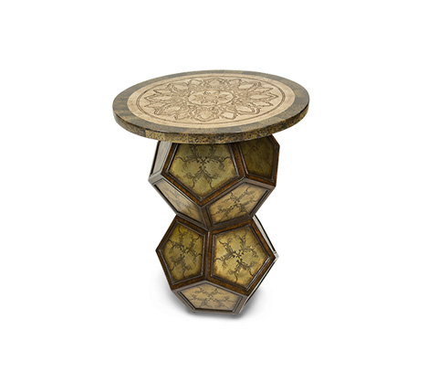 Michael Amini - Accent Table - ACF-ACT-061