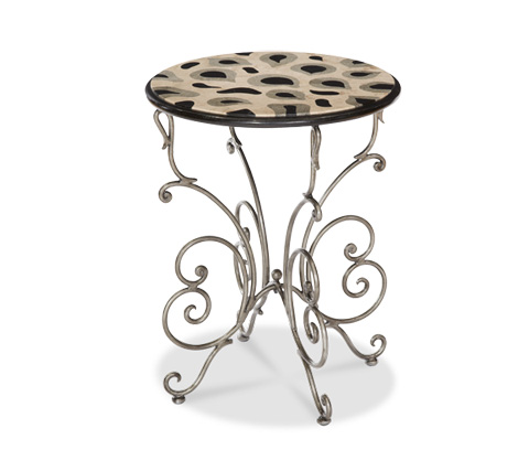 Michael Amini - Butterfly Accent Table - ACF-ACT-CLGN-001