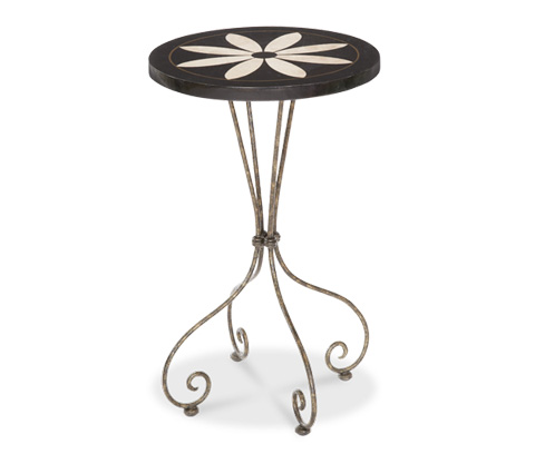 Michael Amini - Flower Accent Table - ACF-ACT-DRES-001