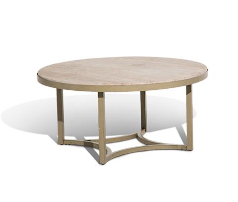 Michael Amini - Round Cocktail Table - FS-ALTA204