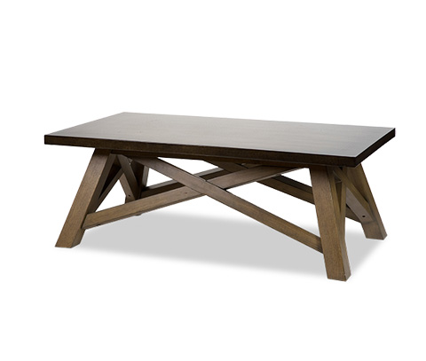 Michael Amini - Breckenridge Rectangular Cocktail Table - FS-BRKRG201