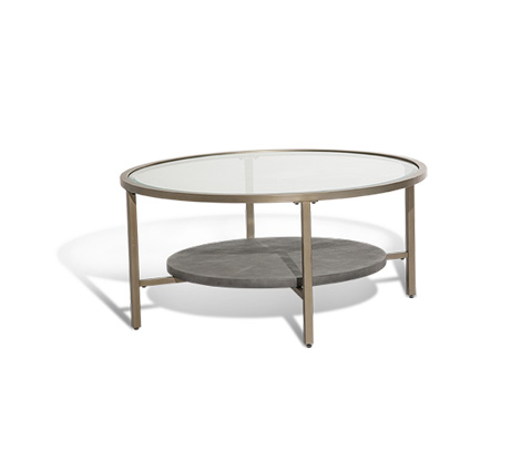 Image of Heavenly Round Cocktail Table