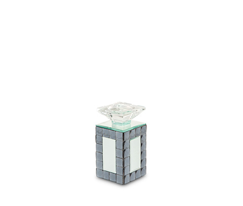 Image of Mirrored Small Candle Holder