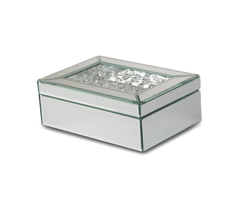 Image of Crystal Jewelry Box
