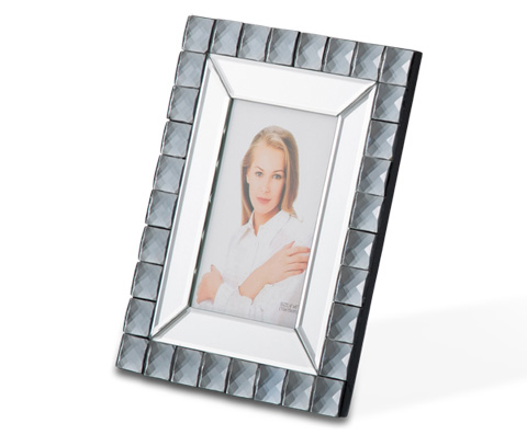 Image of Mirrored Picture Frame