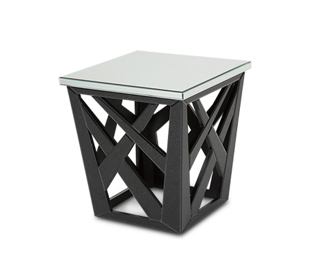 Michael Amini - Montreal End Table - FS-MNTRL215