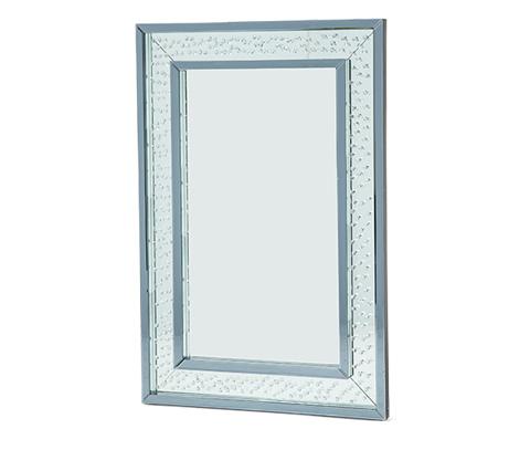 Michael Amini - Montreal Crystal Framed Mirror - FS-MNTRL261