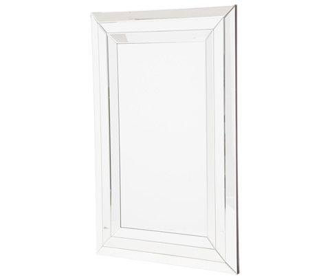 Image of Montreal Rectangular Wall Mirror