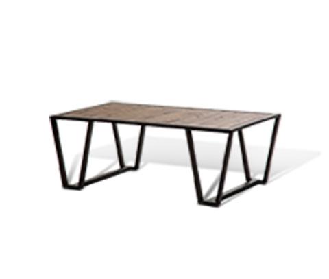 Michael Amini - Silverton Retangular Cocktail Table - FS-SVRTN201