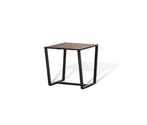 Michael Amini - Silverton End Table - FS-SVRTN202