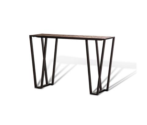 Michael Amini - Silverton Console Table - FS-SVRTN223