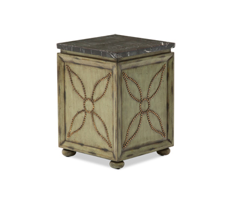 Image of Square Accent Table