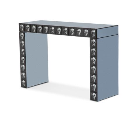 Michael Amini - Montreal Mirrored Console Table - FS-MNTRL229