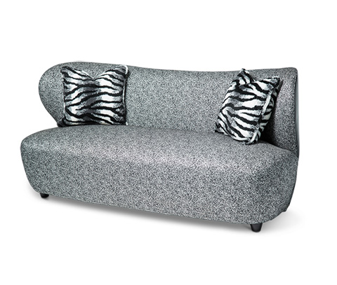 Michael Amini - Amsterdam Sofa - ST-AMSDM14-BCR-88