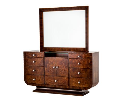 Michael Amini - Cloche Dresser with Mirror - 10050-32/10060-32