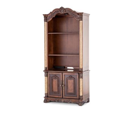 Michael Amini - Victoria Palace Bookcase - 61210-29/61212-29