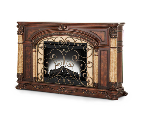 Image of Victoria Palace Fireplace with Insert
