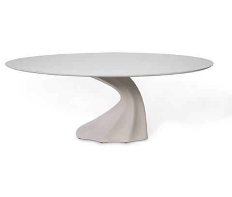 Image of Cosmo Oval Dining Table