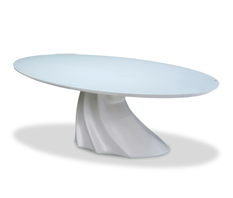 Image of Cosmo Oval Cocktail Table