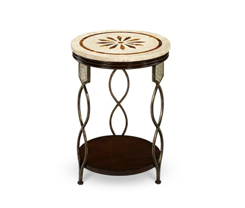 Image of Around Accent Table