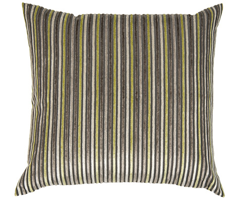 Michael Amini - Colburn Throw Pillow - BCS-DP22-CLBRN-KIW