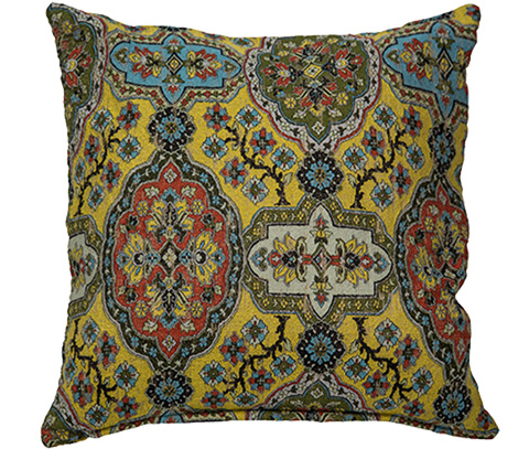 Michael Amini - Dakota Throw Pillow - BCS-DP22-DKOTA-MAZ
