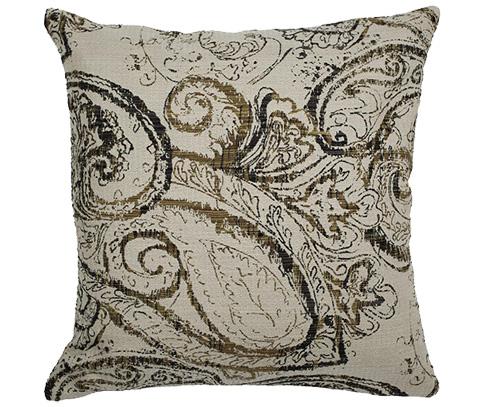 Michael Amini - Dynasty Throw Pillow - BCS-DP22-DNASTY-DSK