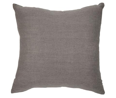 Michael Amini - Dublin Throw Pillow - BCS-DP22-DUBLN-GRY