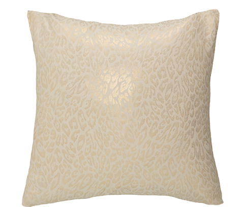 Michael Amini - Gato Throw Pillow - BCS-DP22-GATO-GLD